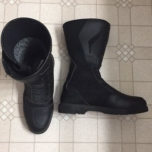 Like New Sidi AllRoad Gortex Motorcycle boots